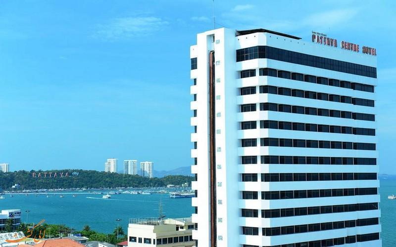 معرفی هتل سنتر پاتایا ، 3 ستاره