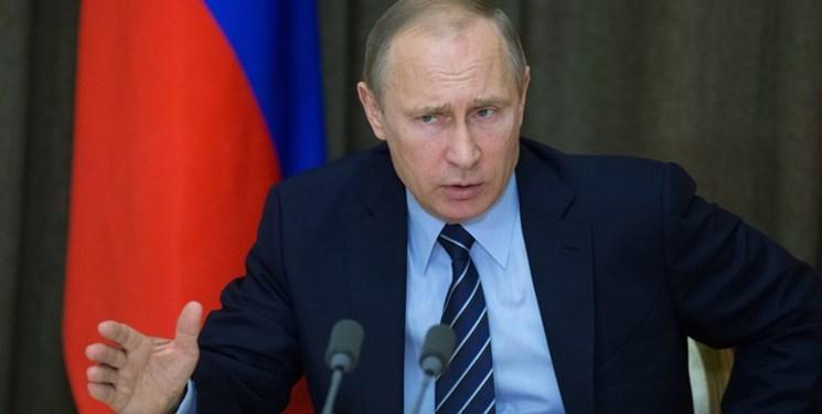 پوتین درباره استقرار موشک های کروز آمریکا در اروپا هشدار داد