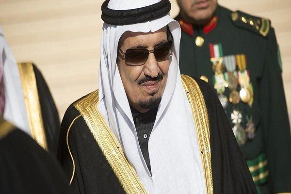 پادشاه عربستان وارد جاکارتا شد