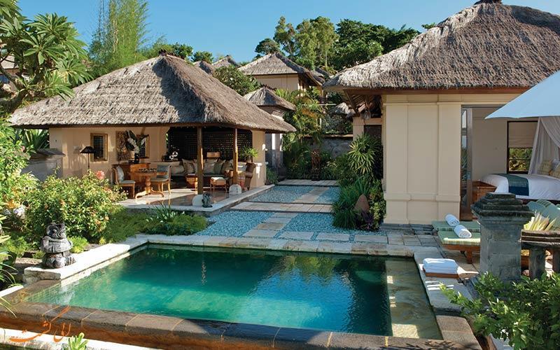 معرفی هتل 5 ستاره فورسیزن ریزورت جیمباران در بالی اندونزی