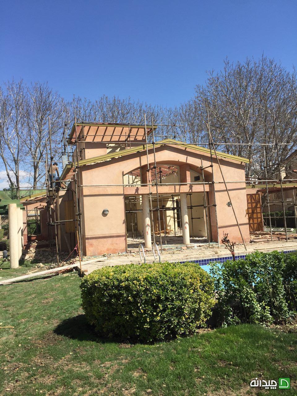 بازسازی خانه ویلایی قدیمی، چی بود چی شد؟