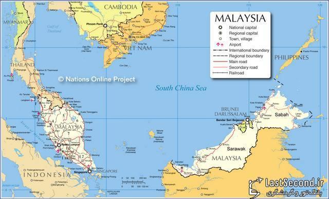 سفرنامه مالزی (کوالالامپور)