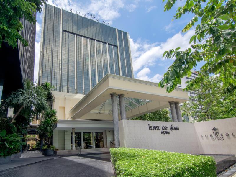 هتل 5 ستاره سوکوسل بانکوک