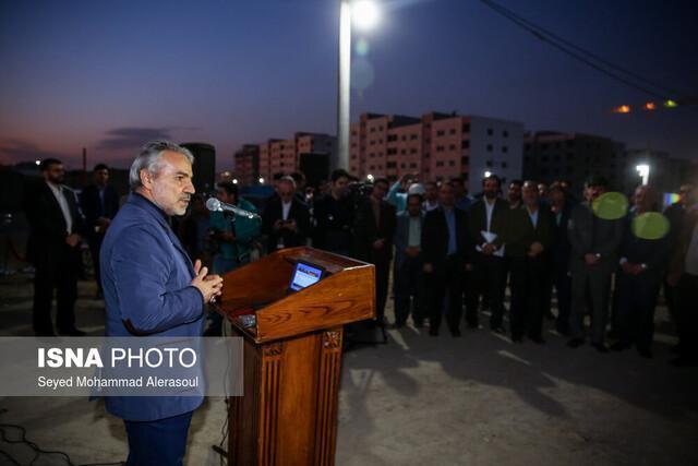 شروع عملیات اجرایی فاز 4 پروژه مشارکتی مسکونی-تجاری زندگی مشهد