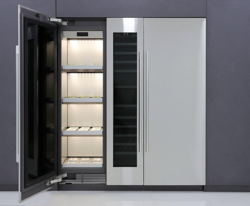 بهره گیری ال جی از تجربه و تبحرش در زمینه لوازم خانگی، برای فراوری اولین دستگاه کشت سبزیجات داخل خانه