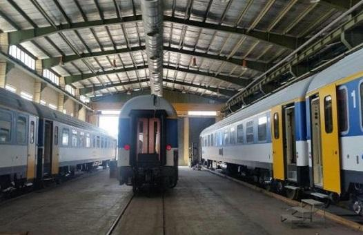 رجا، ورود واگن های مسافری جدید به ناوگان ریلی