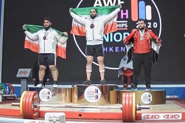 عنوان قوی ترین مرد آسیا به ایران رسید