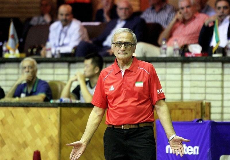 نوری: مقابل چین ناامید و از پیش باخته نیستیم، بازیکنان من مسابقه ندیده اند