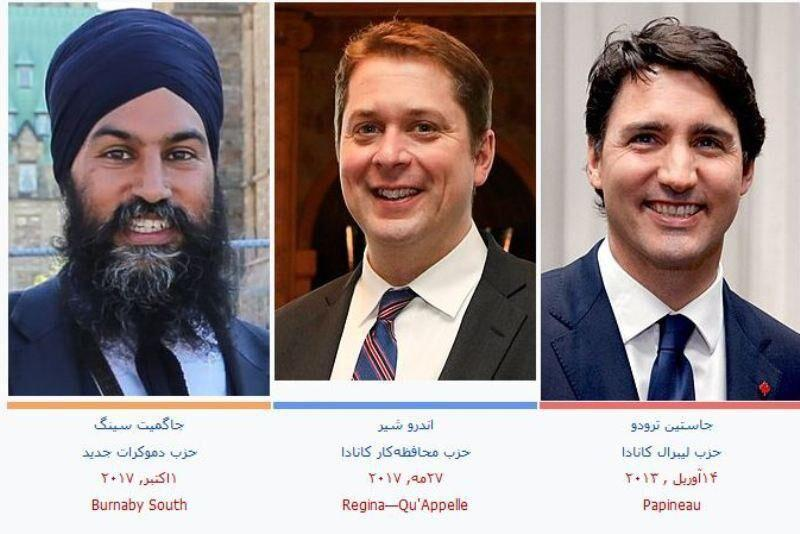 خبرنگاران جدال وعده ها در انتخابات کانادا