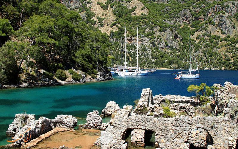 بهترین شهرهای ساحلی ترکیه برای سفر در تابستان کدامند؟