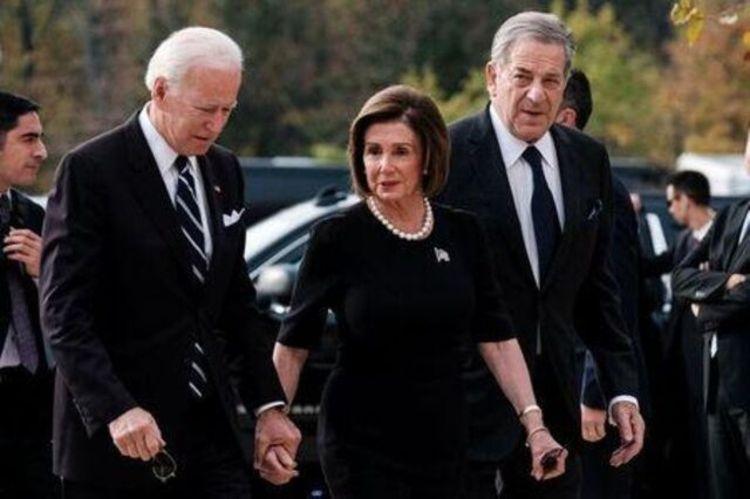 نانسی پلوسی رسما از بایدن حمایت کرد