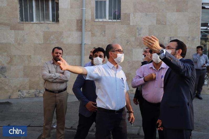 تکیه مسجد یری پایین زنجان با مشارکت هیئت امنا بازسازی می گردد