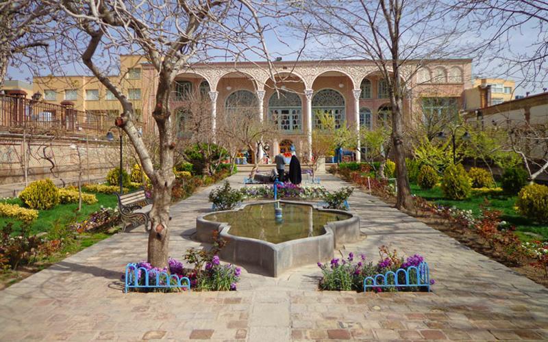 خانه تاریخی نیکدل تبریز