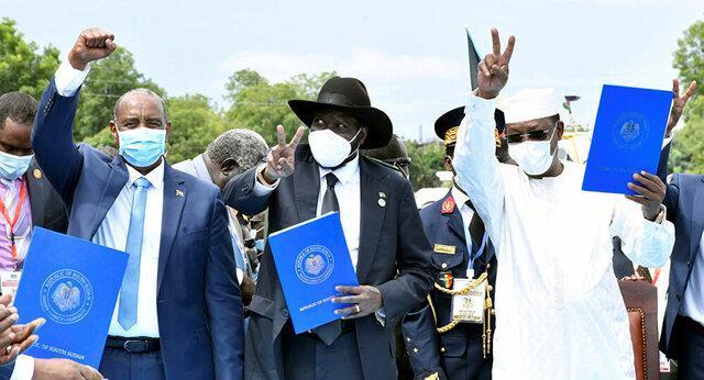 روسیه از توافق صلح سودان استقبال کرد
