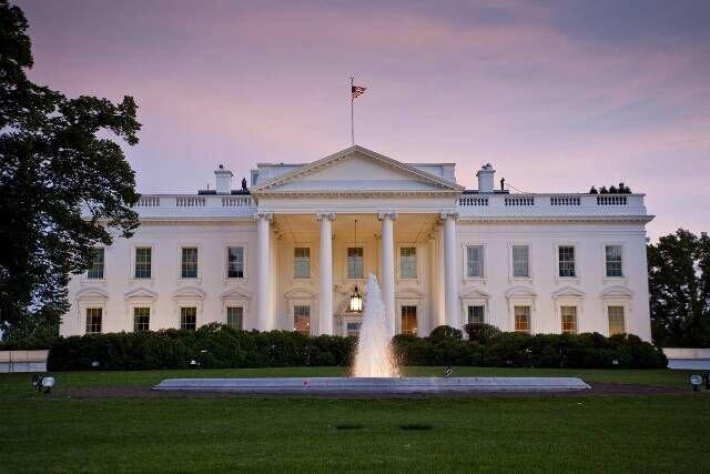 کاخ سفید تحت تدابیر شدید امنیتی قرار می گیرد