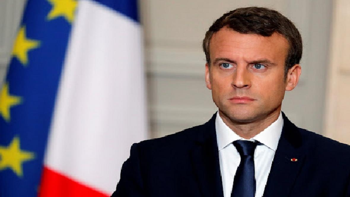 مکرون: رفتار پلیس فرانسه موجب شرمساری است