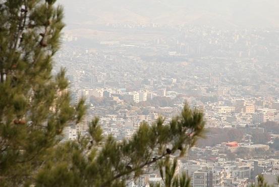بزرگ ترین منبع تولید آلودگی هوای پایتخت مشخص شد