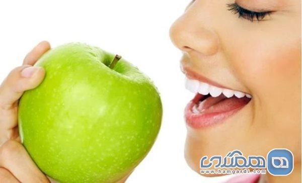 بهترین خوراکی ها برای سلامت دندان های شما چیست؟