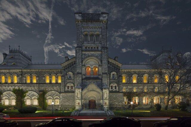 دانشگاه تورنتو در سال 2020 به روایت تصویر