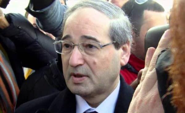 خبرنگاران وزیر خارجه سوریه وارد تهران شد