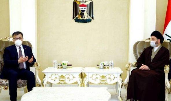 حکیم: چین با تجربه مالی خود اهمیت بسیاری برای عراق دارد خبرنگاران