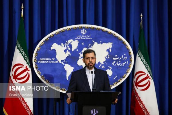 خطیب زاده: دولت افغانستان به حق آبه ایران از هیرمند متعهد است