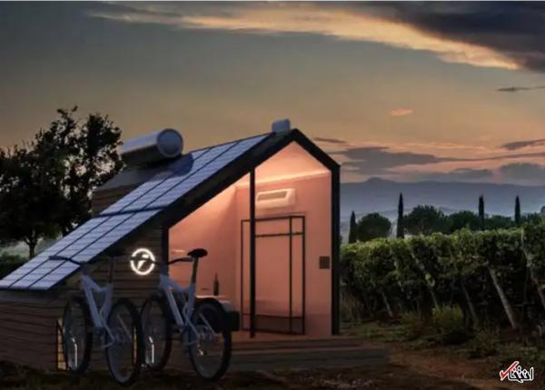 طراحی کلبه هوشمند ویژه مناطق روستایی