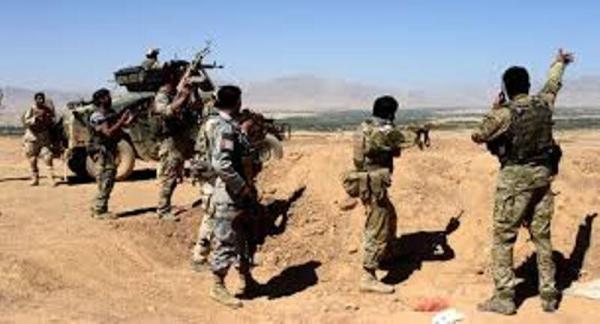 مرگ 64 عضو گروه طالبان در افغانستان