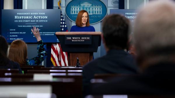 واکنش کاخ سفید به غنی سازی 60 درصد در ایران