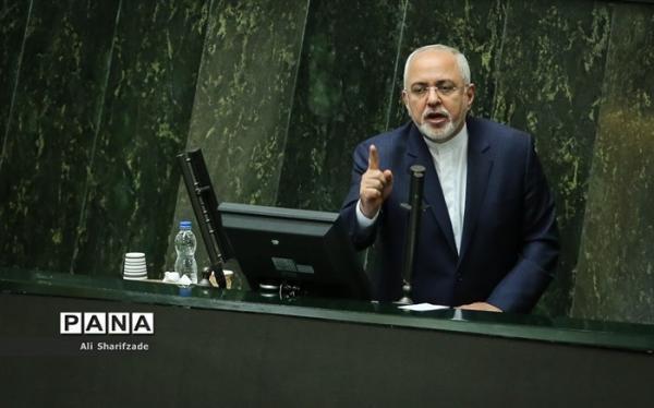 ظریف به کمیسیون امنیت ملی مجلس می رود