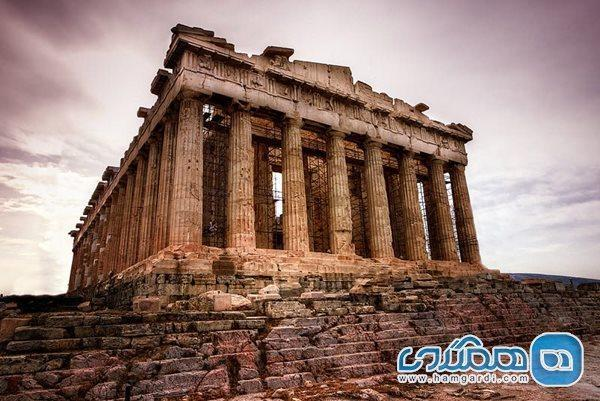 اعتراض باستان شناسان به طرح تغییرات در بنای تاریخی آکروپولیس