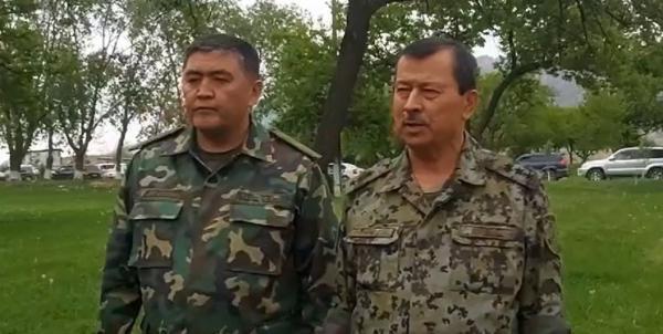 توافق تاجیکستان و قرقیزستان در خصوص آتش بس کامل