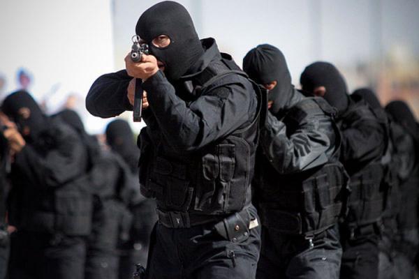 لحظه شلیک به گروگانگیر در شیراز