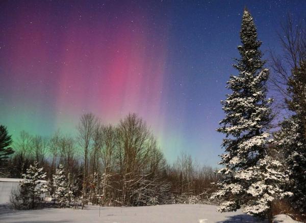 تور کانادا: فستیوال زمستانی آرورا در ونکوور تا 31 دسامبر ادامه دارد