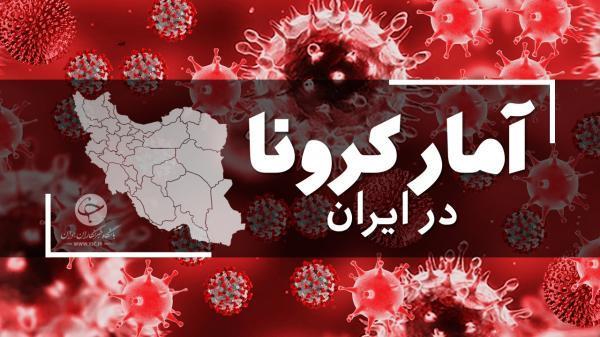 آخرین آمار کرونا در ایران؛ فوت 124 بیمار در شبانه روز گذشته