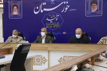 راستا توسعه خوزستان مالی است