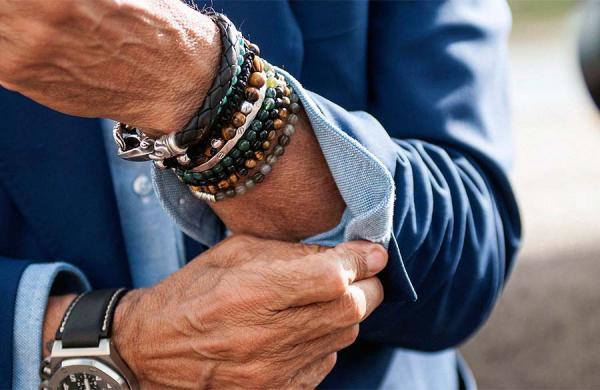 5 نکته که هنگام خرید دستبند مردانه باید به آن ها توجه کنید